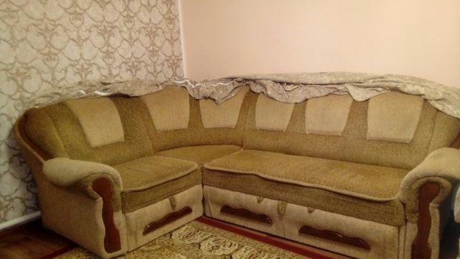 Диван уголок с креслом (Беларуссия )