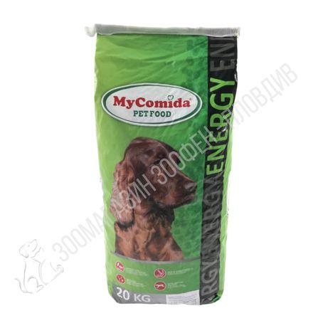 MYCOMIDA Dog Food 20кг - Пълноценна и балансирана храна за Кучета