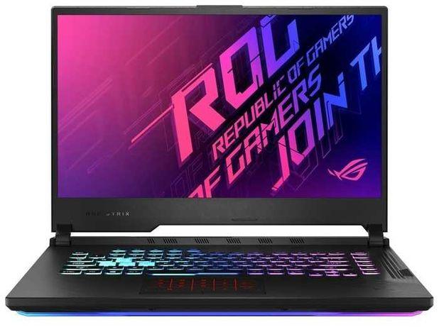 Новый Очень мощный игровой Ноутбук Asus ROG 2021г RTX 2060 6G Core i7