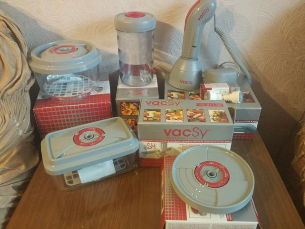 Продам набор Vacsy для сохранения пищи от Zepter