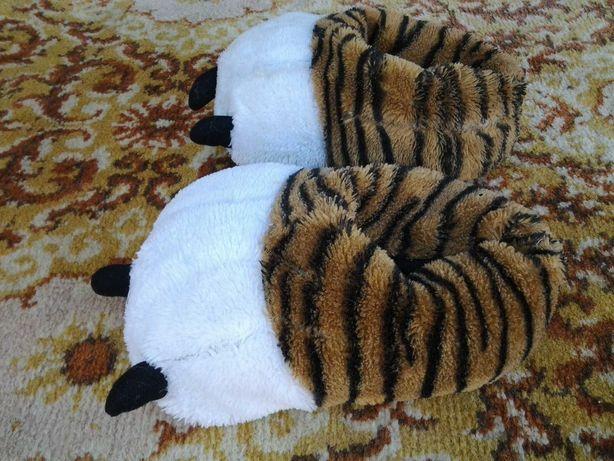 Wild Tiger papuci de casă copii mar. 30