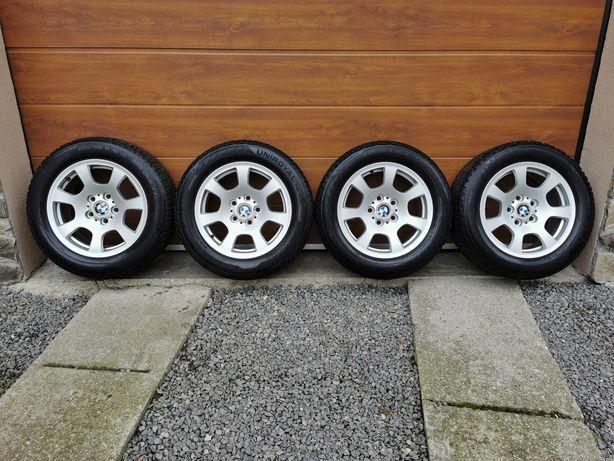 Jante originale BMW Seria 5 +cauciucuri de iarnă ca noi 225/55/16