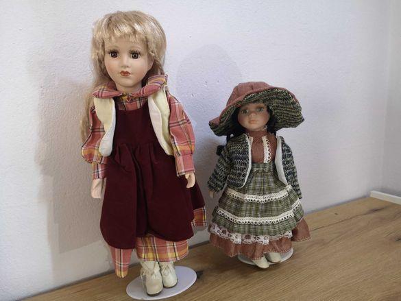 Колекционерски порцеланови кукли - от Америка и Италия