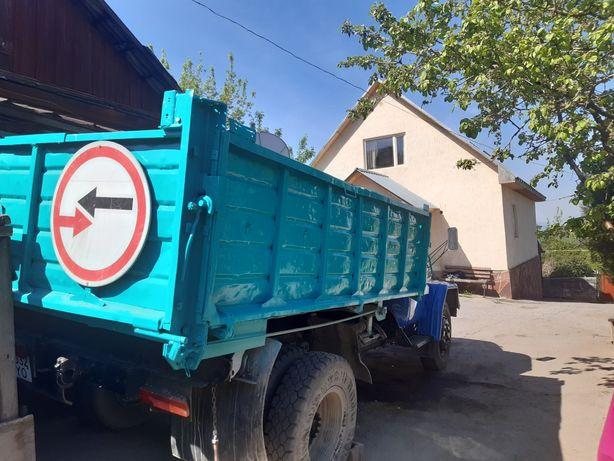 Вывоз мусора,  доставка строительного материала