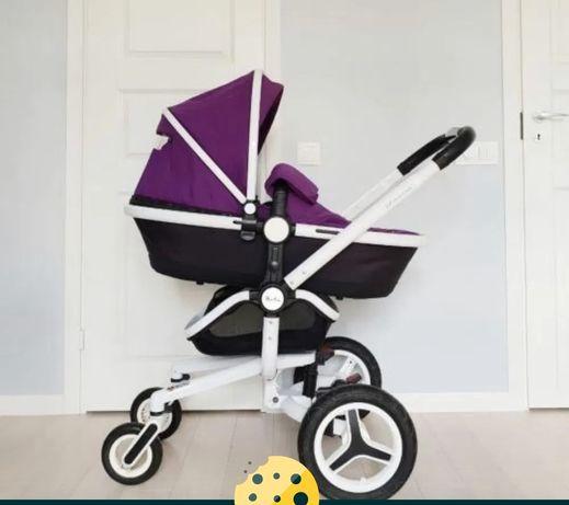 Детская коляска Silver Cross 3 в 1. Производство Англия.