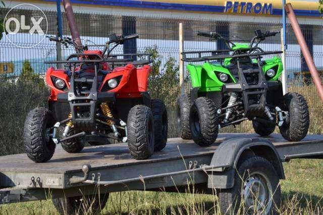 ATV BARRON 125cc, 15CP Nou cu garantie, Casca BONUS