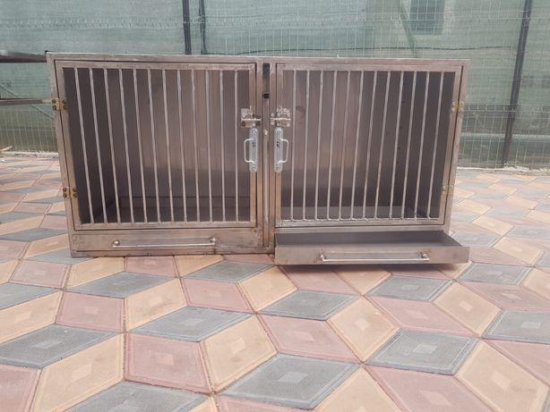 Cușcă pentru caini si pisici.