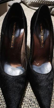 Pantofi piele Roberto Botella