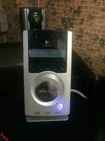 Consola logitech z5500 cu proba ! Preț fixxx!