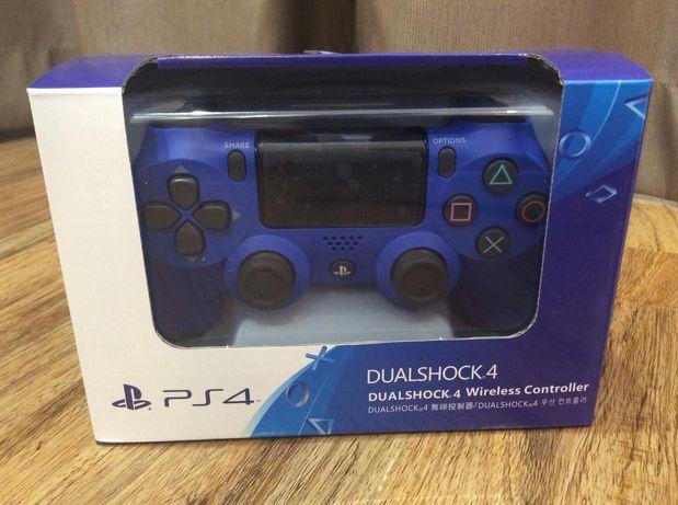 Джостик джойстик PS4 Dualshock Дуалшок 4 Вторая версия v2 Алматы