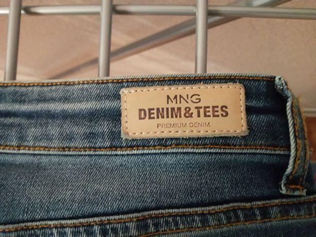 джинсы MANGO манго скинни