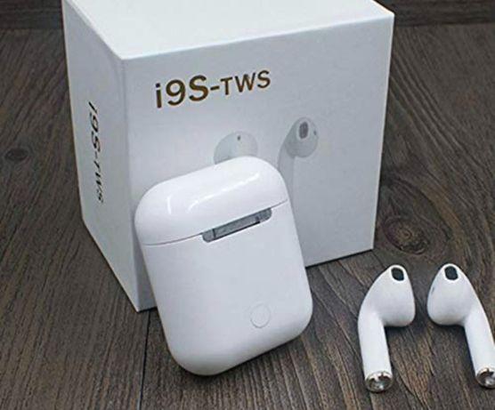 Безжични Stereo Wireless Слушалки I15/ I9S TWS Airpods Внос от Англия