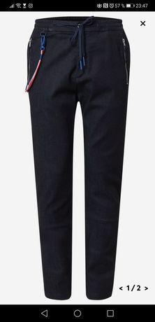 Pantaloni denim Replay x Paris, noi, originali, 32 33 (M, L) blugi