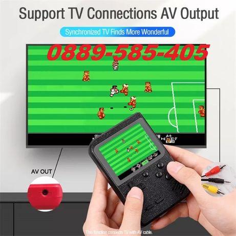 2в1 Телевизионна и джобна игра с 400 вградени игри - тип Nintendo PSP
