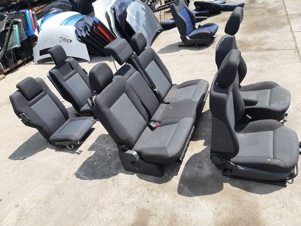 Interior complet Opel Zafira B 7 locuri ( scaune+bancheta+ 6-7 )