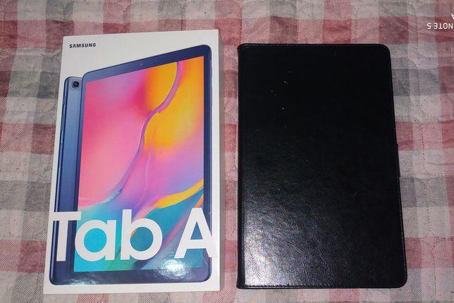 Планшет Samsung Galaxy Tab A 10.1 SM-T515 32Gb черный