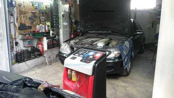 АВТОКЛИМАТИЦИ - сервиз за ремонт и зареждане