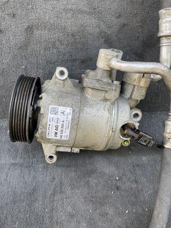 Компресор за Климатик на Seat,Shkoda,Audi,Vw-5N0 820 803 A
