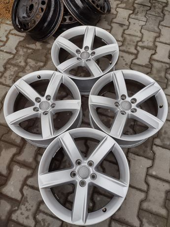 4 jante 5x112 R17 originale Audi A5 A4.quattro A6 allroad Q5