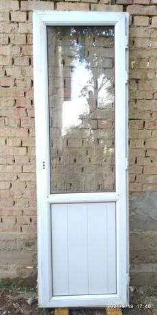 Дверь пластиковый дверь бу