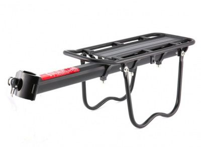 багажник / держатель корзины велосипедов электросамокатов