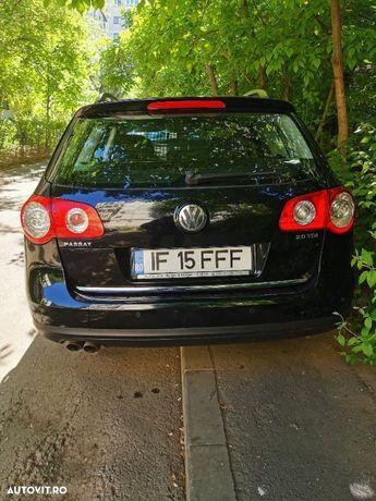 Volkswagen Passat Passat B6, automata DSG, Motor 2.0 TDI common rail, combi, 140 cai