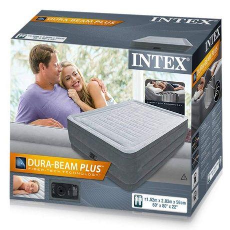 Луксозно надуваемо легло/матрак INTEX