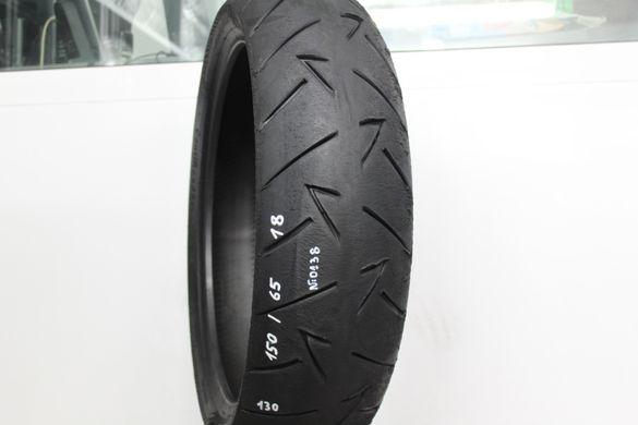 150/65-18 Мото гума Continental