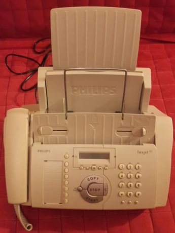 telefon cu fax philips