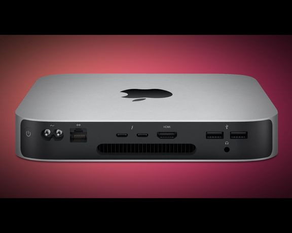 Mac mini Apple M1 512 (MGNT3) 2020 Настольный компьютер системный блок