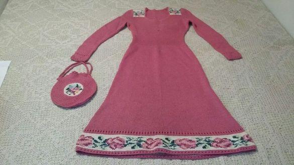 Бутикови ръчно плетени дрехи