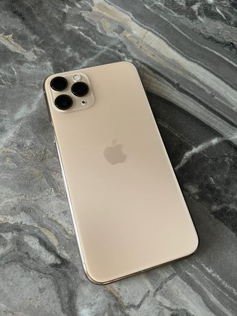 Iphone 11 pro, gold 256 gb