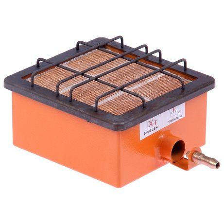 обогреватель газовый, горелка керамическая инфракрасная плитка