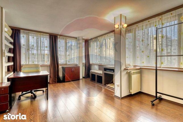 Apartament deosebit cu 5 camere d einchiriat aproape de P-ta Victoriei
