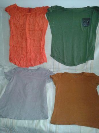 tricouri second-hand S My Stretch Tee, Koton, bluza Stradivarius