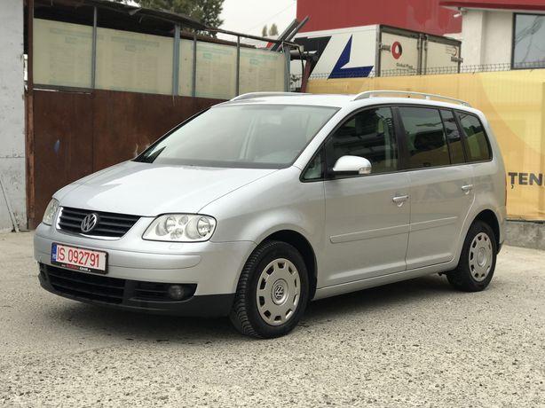 Volkswagen Touran - 1.9TDI