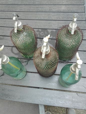 Sticle de Sifon din anii 65