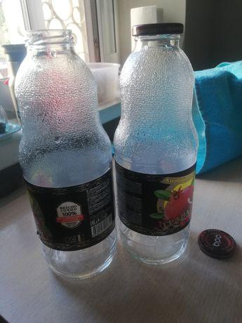 Продам стеклянные бутылки