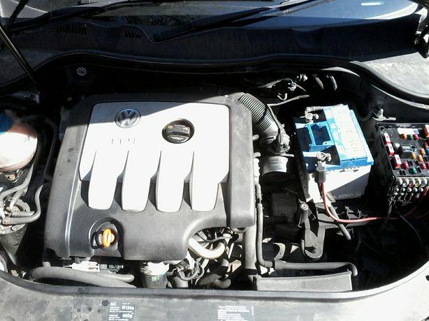 Motor passat b6 2.0tdi BKP