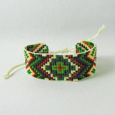 Bratara handmade din margele
