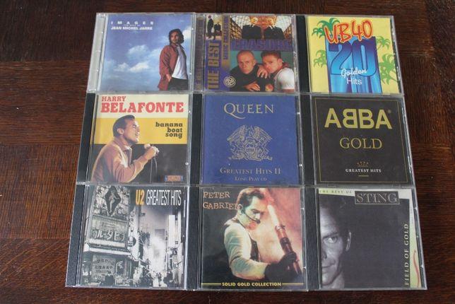"CD audio - compilatie ""Greatest hits"" - diferiti artisti / formatii"