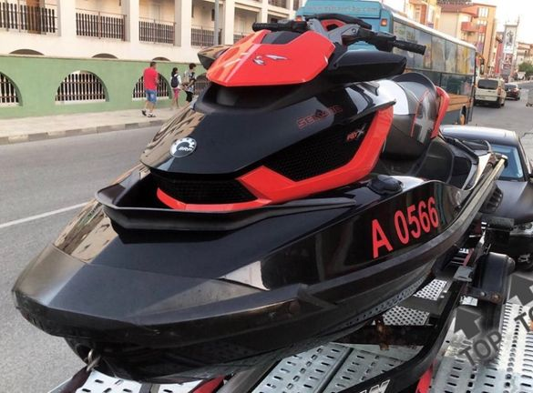 Bombardier Sea Doo RXT as260