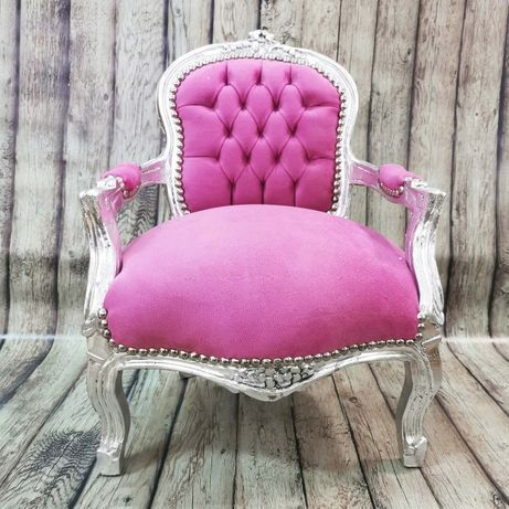 "Детско бароково кресло ""Кенди"""