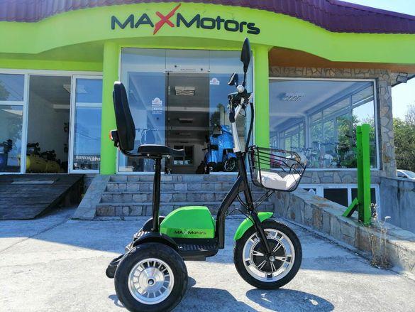 MaXmotors Електрическа триколка A2 ALLROAD  500w