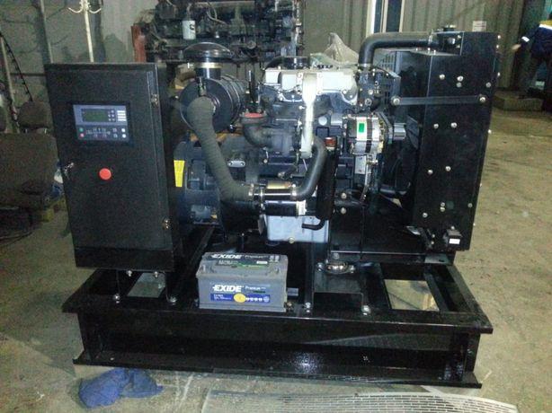 Дизельный генератор 30 ква (26 квт) АВР
