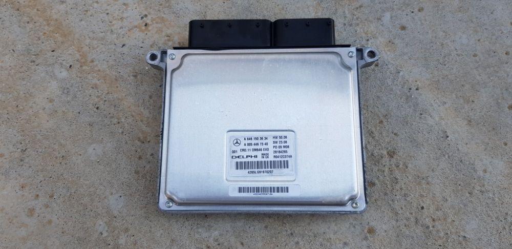 Calculator motor Mercedes C200 CDI C220 CDI W204 Craiova - imagine 1