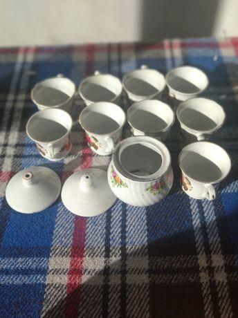 Продам кофейные чашечки посуду