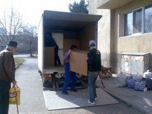 Хамалски услуги София преместване на Мебели,Офиси,Жилища,Товарен