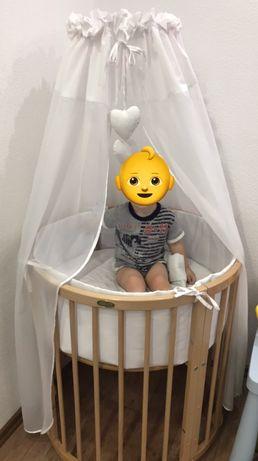 Кроватка трансформер comfort baby