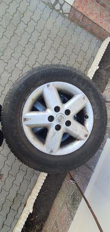 Vand / schimb Jante Nissan Xtrail 215/65/16